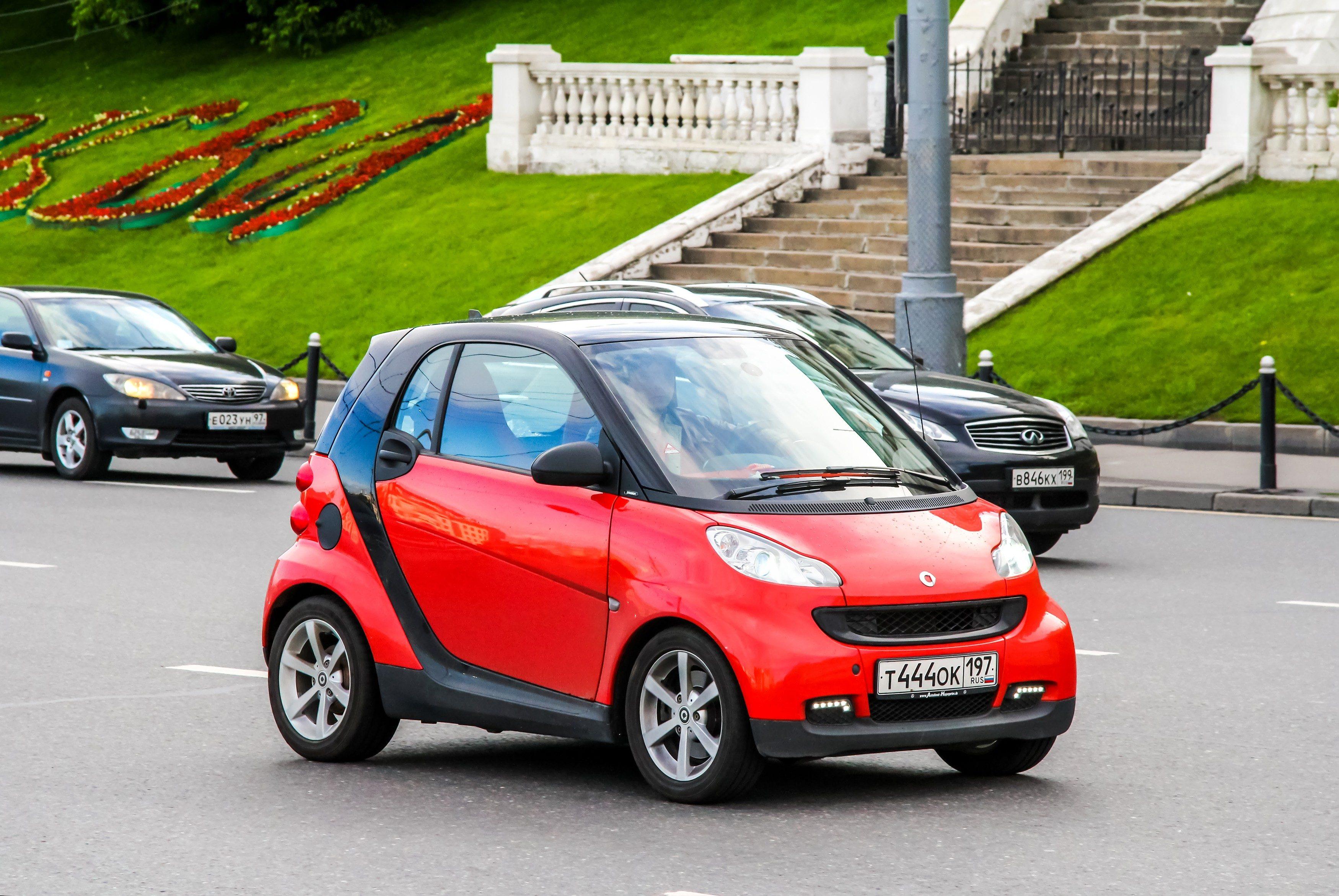 La voiture SMART est-elle sécuritaire?
