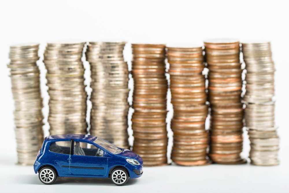 Avantage #6 : Les taxes sont moins élevées à l'achat d'une auto usagée