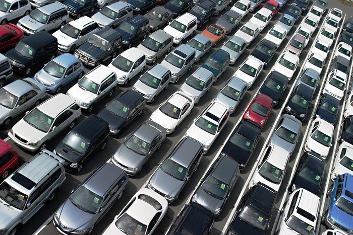 Avantage #2 : Vous aurez l'embarras du choix pour votre véhicule usagé