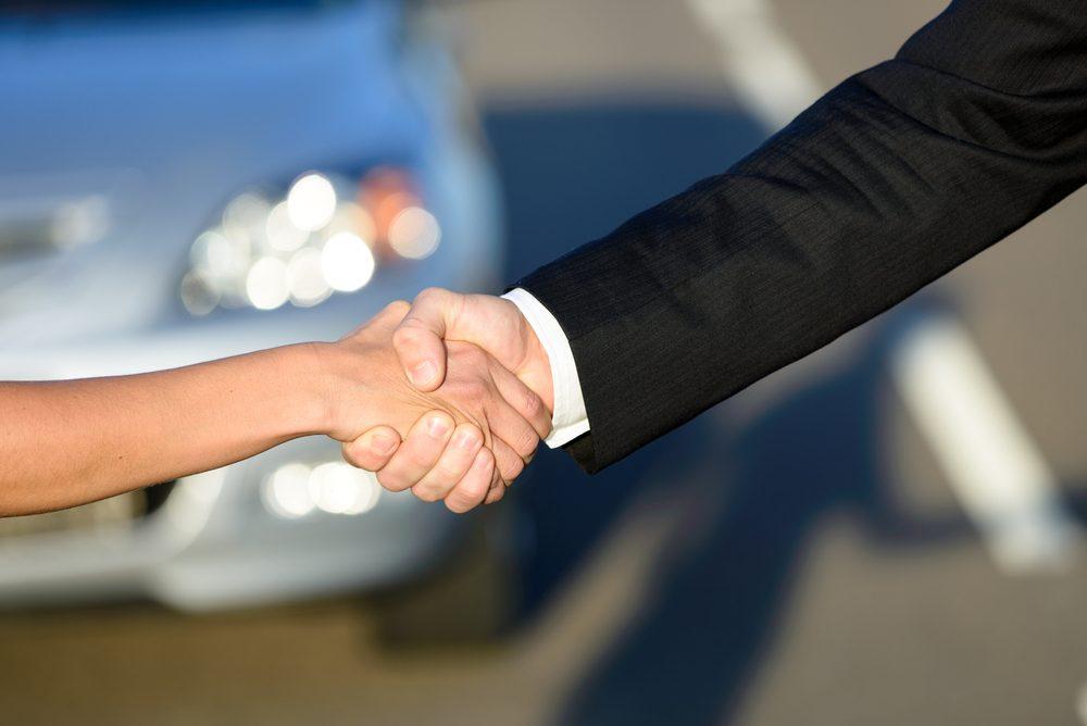 Avantage #9 : La voiture usagée est généralement négociable
