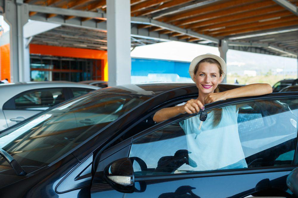 Avantage #3 : Votre voiture perdra beaucoup moins de valeur si vous l'achetez usagée