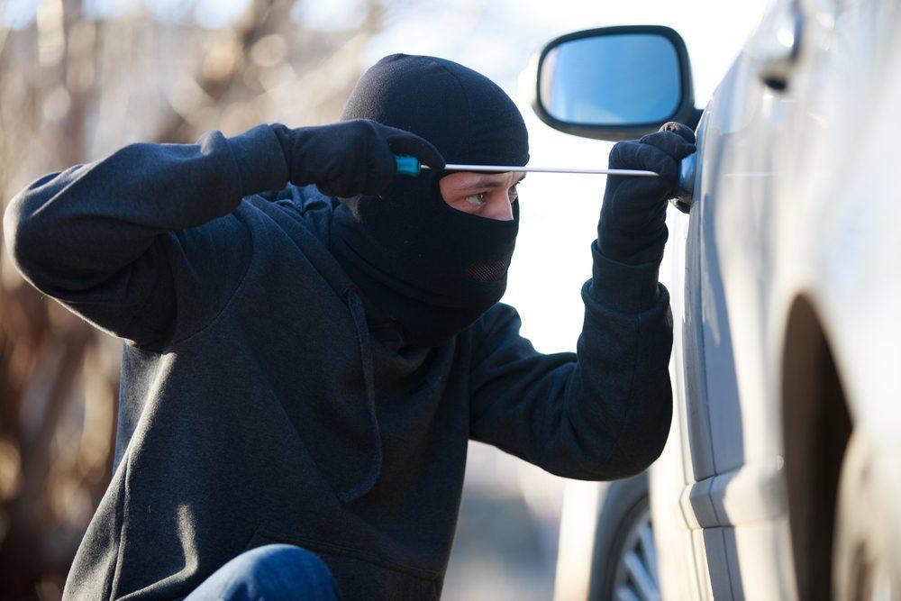 Les voitures les plus volées au Canada