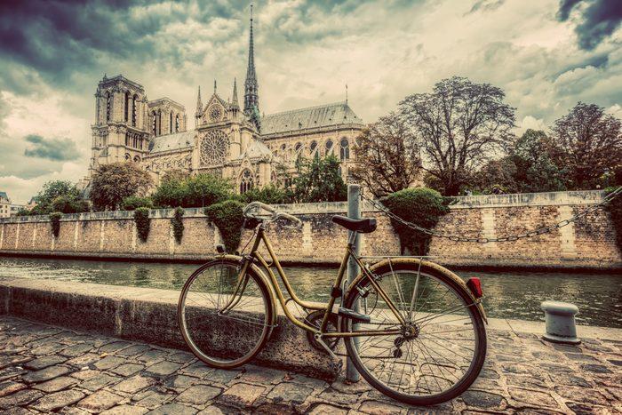 Voyager en Europe à vélo