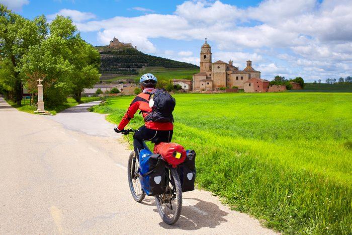 Voyager en vélo sans guide