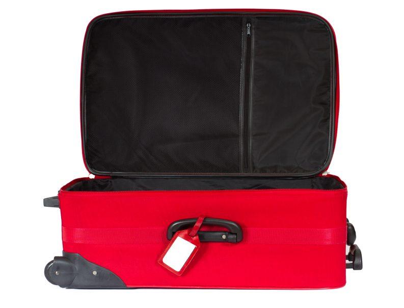 2. Identifiez vos valises et bagages