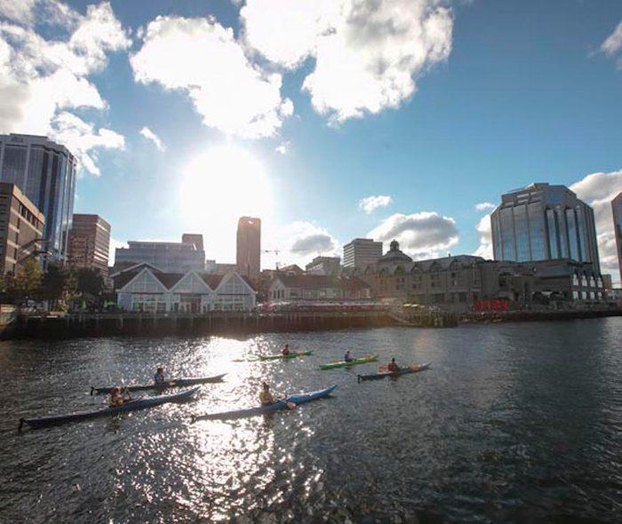 Une journée à Halifax en Nouvelle-Écosse