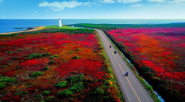 Les îles de Lamèque et Miscou au Nouveau-Brunswick