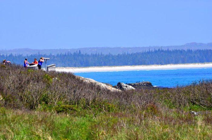 Le parc national de Kejimkujik en Nouvelle-Écosse