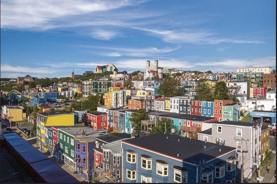 Découvrir St-John's, Terre-Neuve