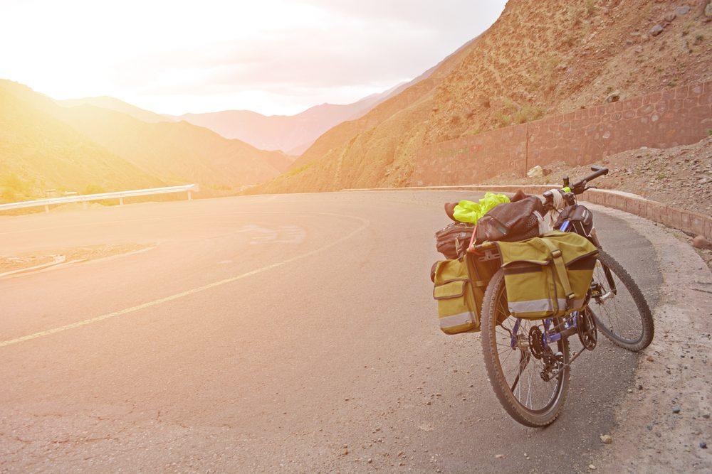 Le vélo: une nouvelle façon de voyager