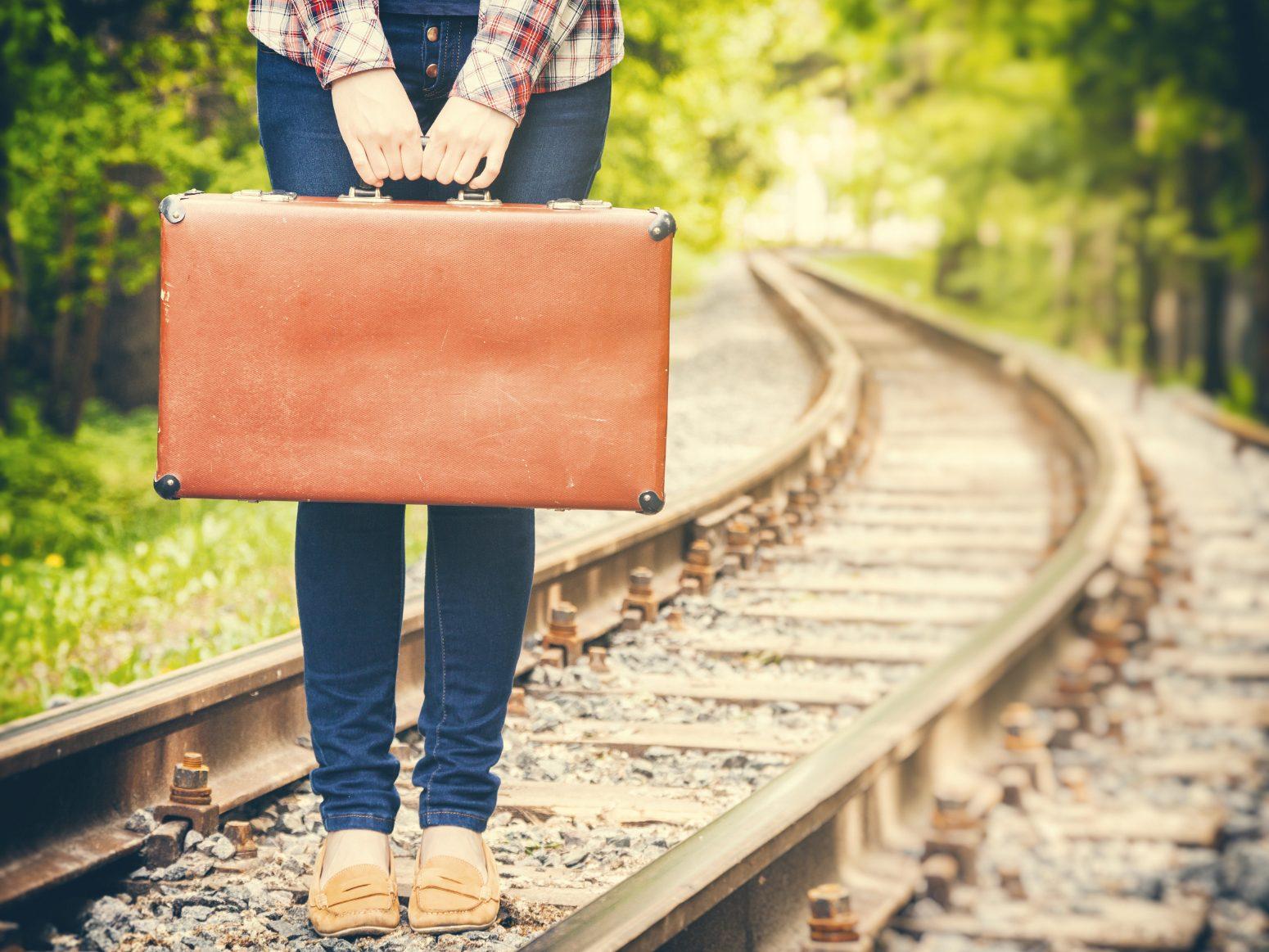 Voyager seul: des vacances en solo!
