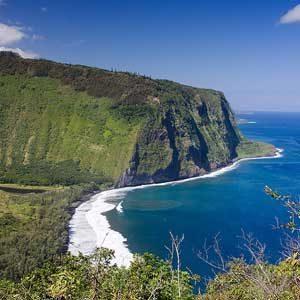 5. Belvédère de la vallée de Waipi'o