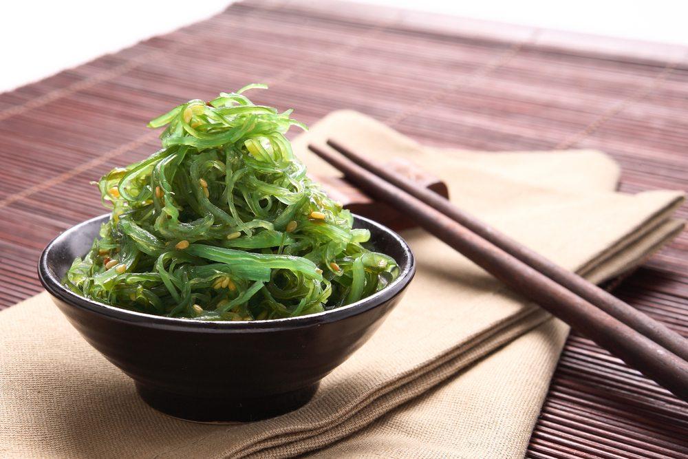 Le wakamé, une algue super puissante