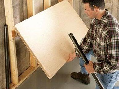 Construire un établi pliable pour votre garage