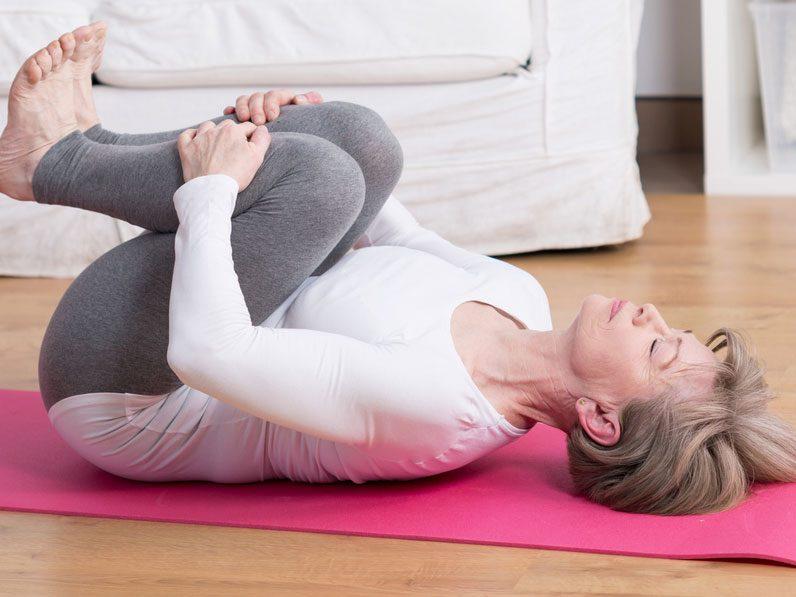 Les effets anti-âge du yoga