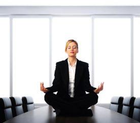 1.Soyez zen