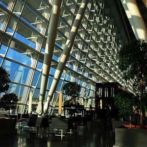 10. L'aéroport international de Zurich, Suisse