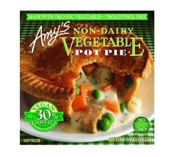 Pâté aux légumes Amy's