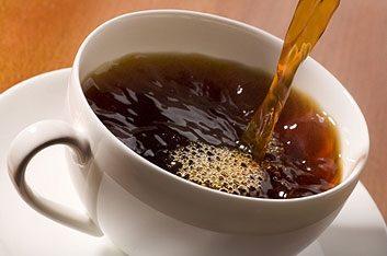 2. Réduisez votre consommation de caféine