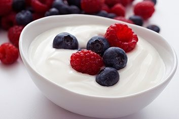8. Du yogourt pour les dents
