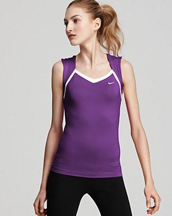 Camisole à bordure de Nike