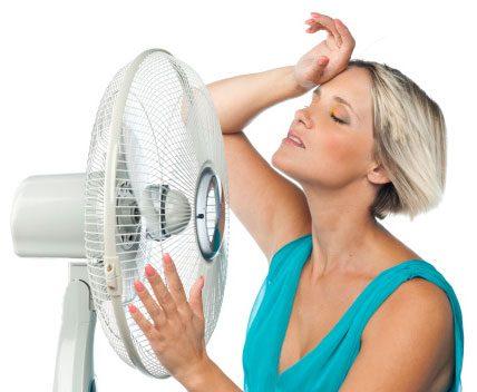 Peut-on avoir des bouffées de chaleur sans ménopause ?