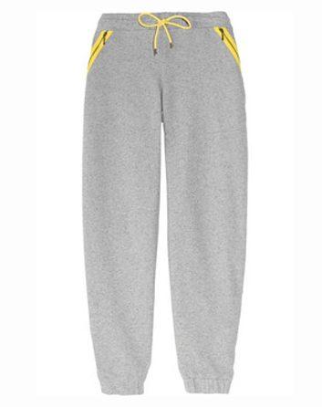 Pantalon de survêtement en coton jersey de Victoria Beckham Denim