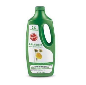 Détergent à lessive anti-allergènes