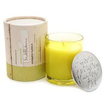 Chandelle aromatique revitalisante de Crabtree & Evelyn Aromatherapy Distillations