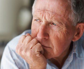 Les hommes de 60 ans ou plus