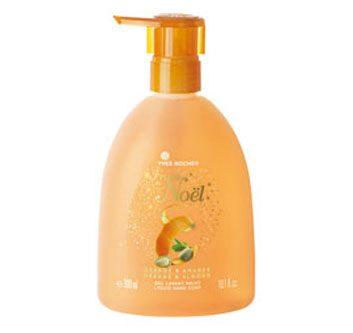 Gel lavant pour les mains Orange et Amande d'Yves Rocher