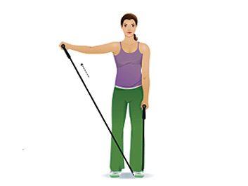 4. Lever de l'épaule