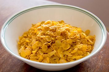 2. Flocons de maïs