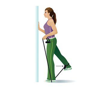 6. Extension de la jambe