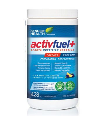Activfuel+ de Genuine Health (55 $, 439 g)