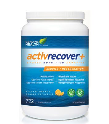 Activrecover+ de Genuine health (54 $, 722 g)
