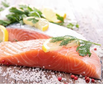 Aliment anti-stress no. 1: Le poisson