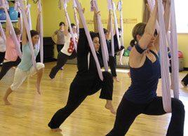 Yoga anti-gravité