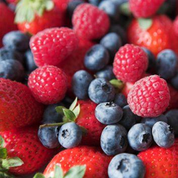 6. Consommer plus d'aliments riches en antioxydants