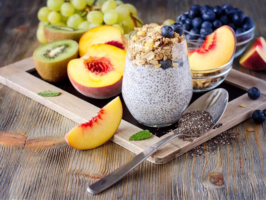 Antioxydants-aliments