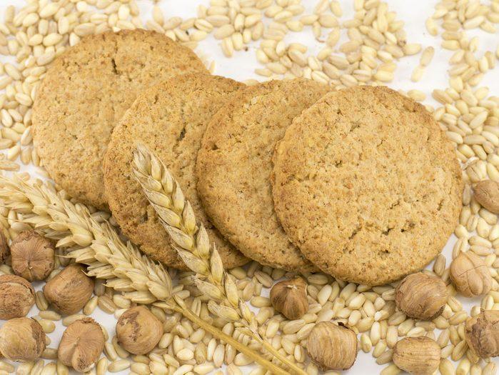 Douceurs au blé entier