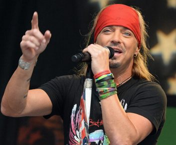 10. Bret Michaels