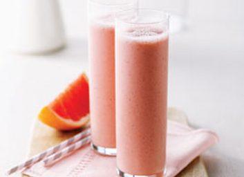 Smoothie riche en vitamine C