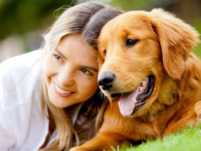 Comment d'incroyables chiens peuvent détecter le cancer
