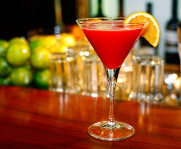 4. Cosmo sans alcool