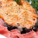 Darnes de saumon sauce hoisin