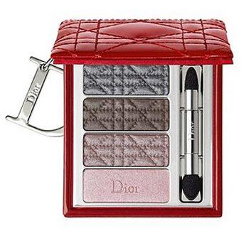 Palette d'ombres à paupières de Dior