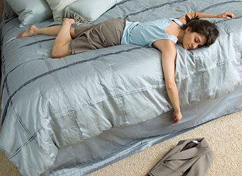 1. Dormir pour être à son meilleur