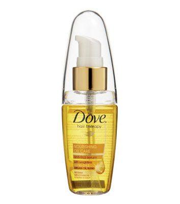 Nourishing Oil Care Anti-Frizz Serum de Dove Hair Therapy
