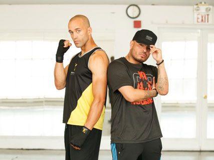 Drip50: boxe et hip-hop, un entraînement d'enfer